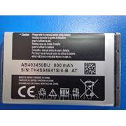 (АКБ) ) Samsung E590 (AB403450BU) фото