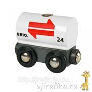 Грузовой вагон-бочка Brio фото
