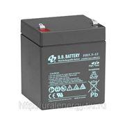 Аккумуляторная батарея BB Battery HR 5,5-12 12 В, 5,5 Ач фото