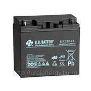 Аккумуляторная батарея BB Battery HRL 22-12 12 В, 22 Ач фото