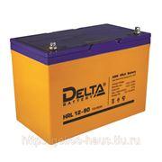 Аккумулятор DELTA HRL 12-90 фото