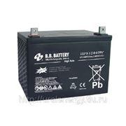 Аккумуляторная батарея BB Battery UPS 12440W 12 В, 108 Ач фото