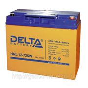 Аккумулятор DELTA HRL 12-725W 170Ач фото