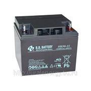 Аккумуляторная батарея BB Battery HR 50-12 12 В, 50 Ач фото