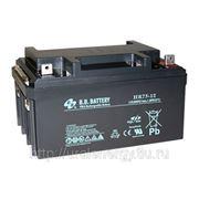 Аккумуляторная батарея BB Battery HR 75-12 12 В, 75 Ач фото