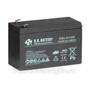Аккумуляторная батарея BB Battery HRL 1234W 12 В, 8 Ач фото