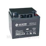 Аккумуляторная батарея BB Battery BPS 40-12 12 В, 40 Ач фото