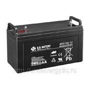 Аккумуляторная батарея BB Battery BPS 120-12 12 В, 120 Ач фото