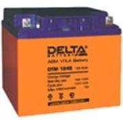 Аккумуляторные батареи Delta-DTM 1233 фото