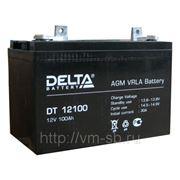 Аккумуляторная батарея 12-100 фото