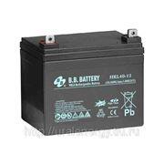 Аккумуляторная батарея BB Battery HRL 40-12S 12 В, 40 Ач фото
