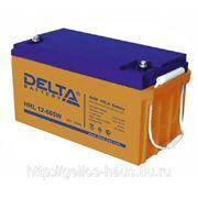 Аккумулятор DELTA HRL 12-605W 135Ач фото