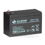 Аккумуляторная батарея BB Battery HR 1234W 12 В, 8 Ач фото