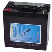 Аккумуляторная батарея/аккумулятор Haze HZB12-70 фото