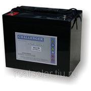 Аккумуляторная батарея Challenger A12-70S AGM 70А*ч фото