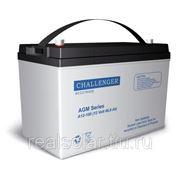 Аккумуляторная батарея Challenger A12-100 AGM 100А*ч фото