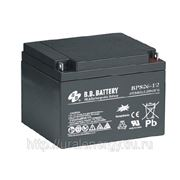 Аккумуляторная батарея BB Battery BPS 26-12 12 В, 26 Ач фото