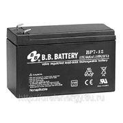Аккумуляторная батарея BB Battery BP 7-12 12 В, 7,2 Ач фото