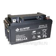Аккумуляторная батарея BB Battery BPS 65-12 12 В, 65 Ач фото
