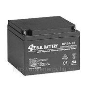 Аккумуляторная батарея BB Battery BP28-12D 12 В, 28 Ач фото