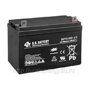 Аккумуляторная батарея BB Battery BPS 100-12 12 В, 100 Ач фото