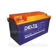 Аккумуляторная батарея Delta GX 120 А/ч гелевая фото