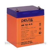 Аккумуляторная батарея HR 12-4,5, 12В, 4,5 Ач фото