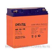Аккумуляторная батарея HR 12-18, 12В, 18 Ач фото
