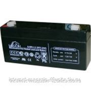 Аккумуляторные батареи LEOCH серии DJW 6В 3,2 А*ч фото