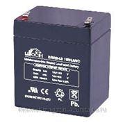 Аккумуляторные батареи LEOCH серии DJW 12В 4,5 А*ч фото