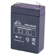 Аккумуляторные батареи LEOCH серии DJW 6В 2,8 А*ч фото