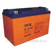 Аккумуляторная батарея HR 12-100, 12В, 100Ач фото