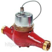 Водосчетчики домовые импульсные Zenner MTH-I (для горячей воды) фото