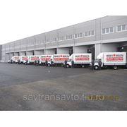 Аутсорсинг транспорта, склада, логистики фото