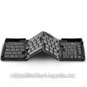 Складная Bluetooth клавиатура для IPad, IPad2, IPhone, Android фото
