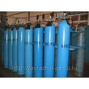 Кислород газообразный (наполнение) фото