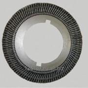 Щетка дисковая витая 465*12*250 фото