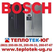 Холодильники бытовые Bosch / Бош фото