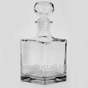 Стеклянная бутылка 0.35 л КУБ для премиум напитков фото
