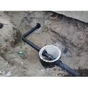 Безтраншейное устройство трубопровода методом ГНБ фото