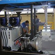 Гидростанция (маслостанция). фото