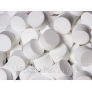 Соль таблетированная в п/пр мешке (для умягчения и очистки воды) фото