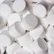 Соль для умягчителей в таблетках Соль 25 кг фото
