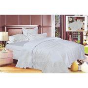 """Комплект постельного белья (евро) """"нежность"""" (пододеяльник-200х240см., простыня-230х250см., наволочка-2шт. 50х70см.) (сатин набивной-100% хлопок фото"""