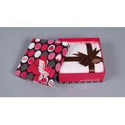 Полотенце в подарочной упаковке 1 шт.30*70см 10625 фото