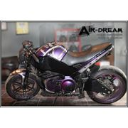Аэрография на мотоциклах фото