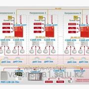 Система тушения  пожарной сигнализации фото