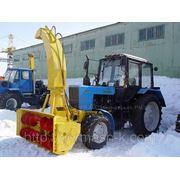Снегоочиститель шнекороторный (шнекоротор) ШРС (ФРС-200М) фото