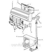 Стандартная установка сплит-системы фото