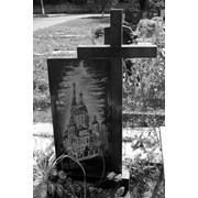 Украшения надгробные из камня фото